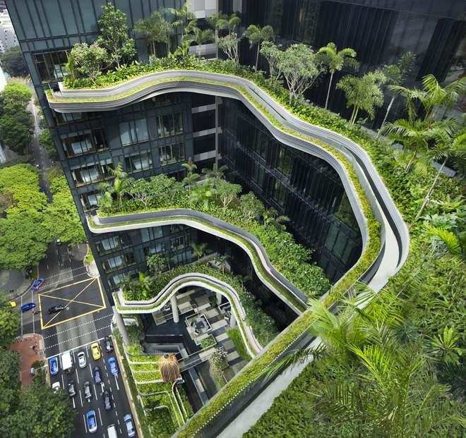 Dự án căn hộ SaiGon Sports City với thiết kế Biophilic mang lại cho cư dân môi trường sống tuyệt vời