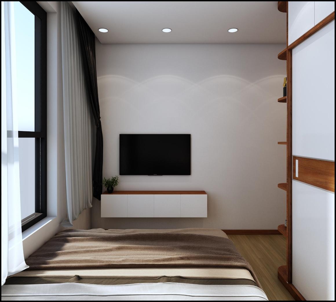 Phòng ngủ 2 dự án Bcons Garden