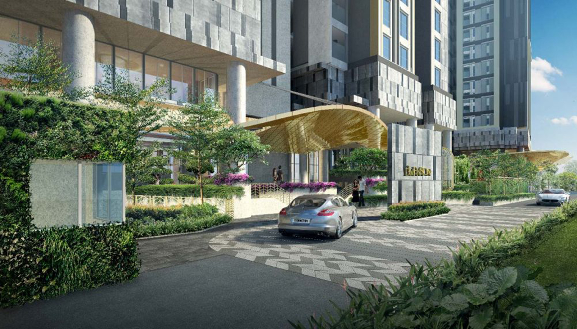 Tiện ích căn hộ dự án D1 Mension Quận 1