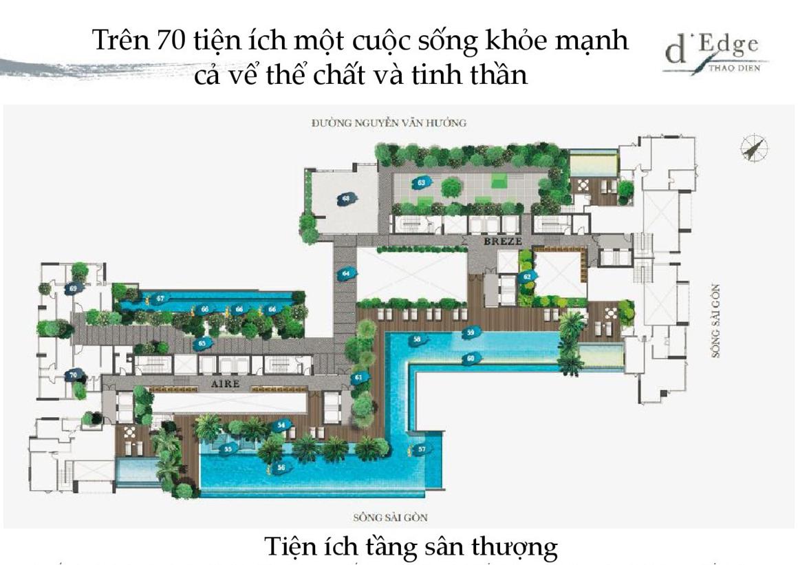 Tiện ích dự án căn hộ D'EDGE THẢO ĐIỀN (1)