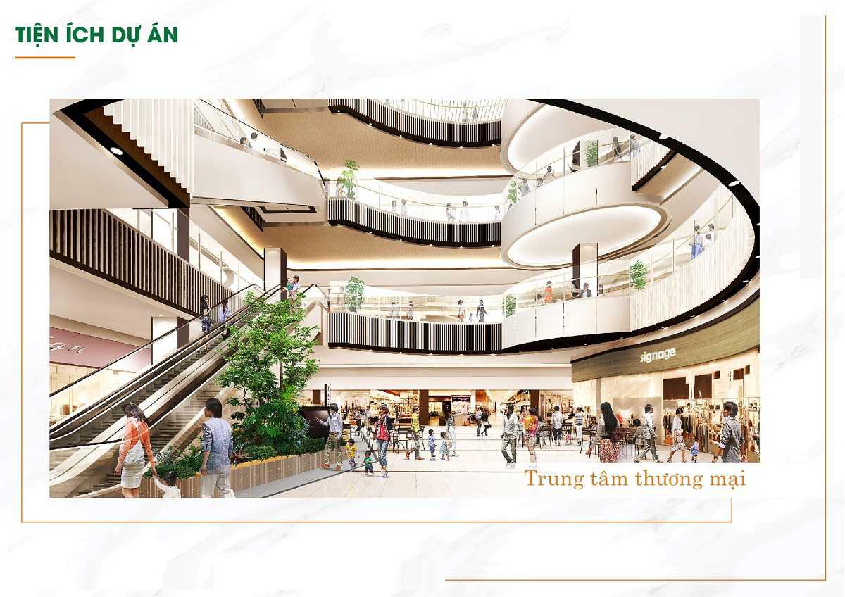 Tiện ích dự án Detesco Lương Định Của