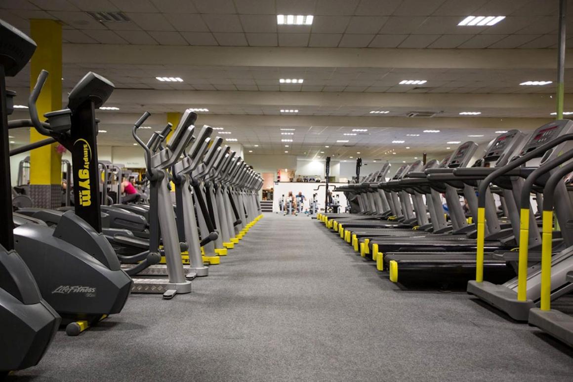 Tiện ích Hệ thống phòng Gym Masterise Quận 2