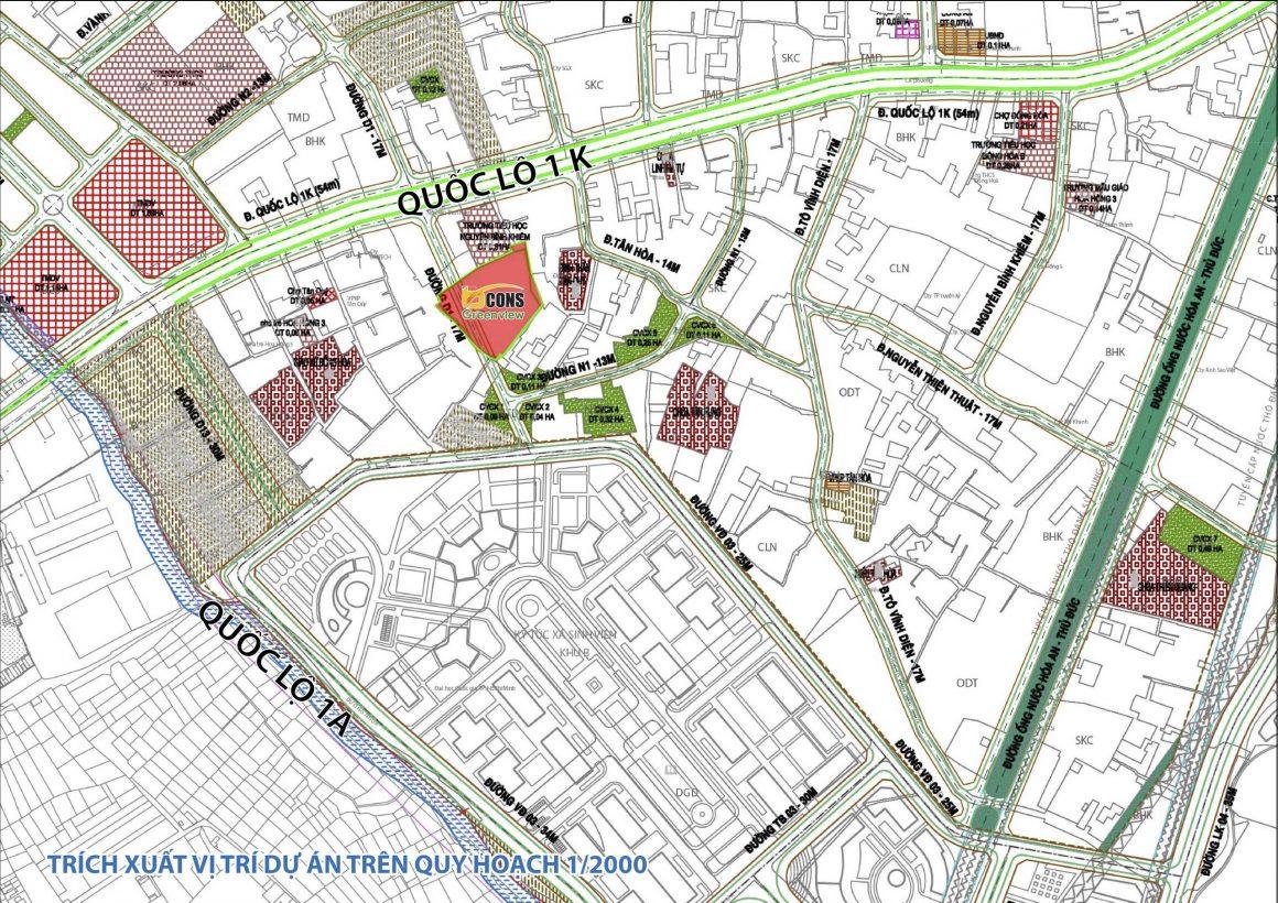 Rất nhiều quy hoạch về cơ sở hạ tầng. Đặc biệt là giao thông được chú trọng xây dựng tại Thành phố Dĩ An