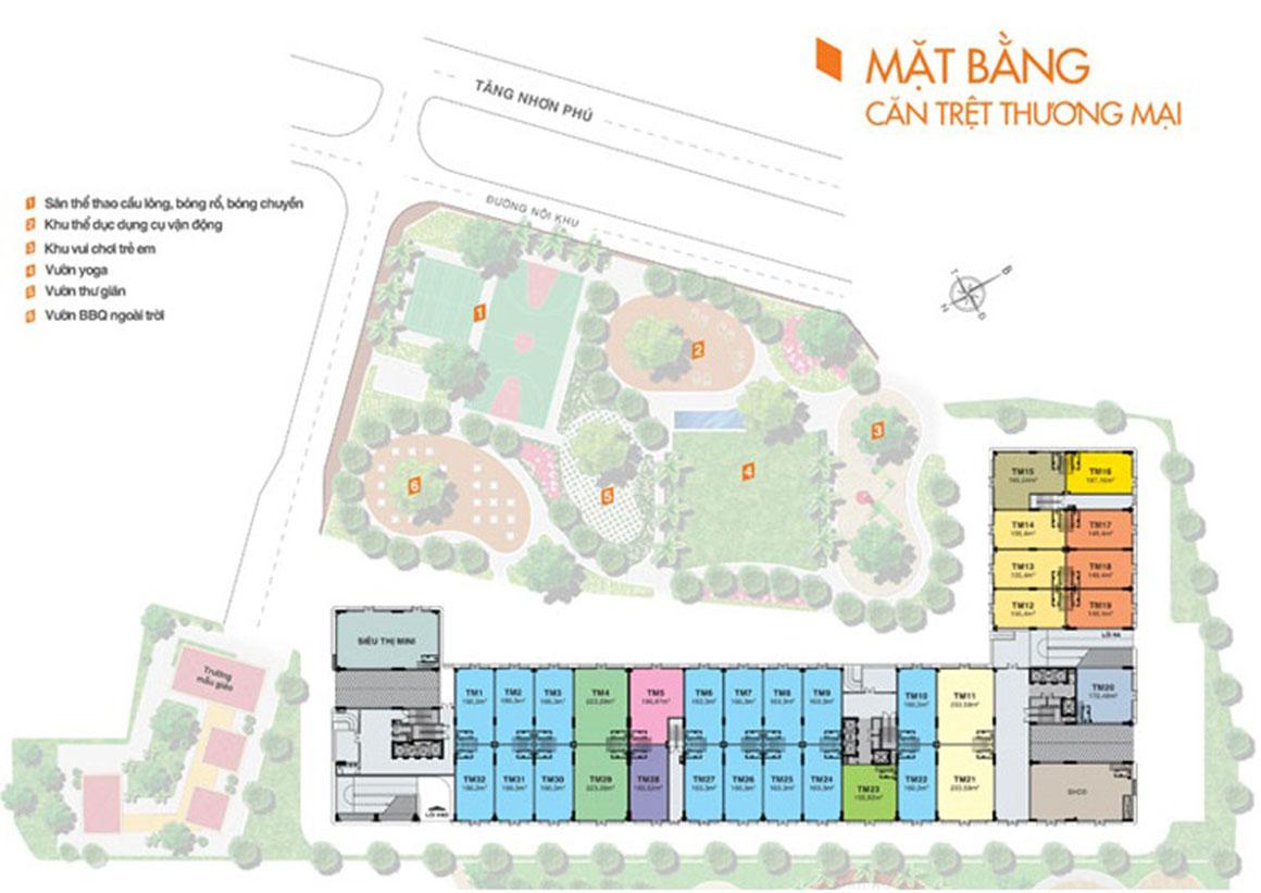 MB căn hộ 9 View Apartment