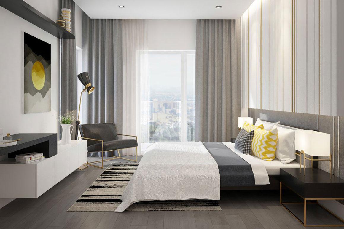 Nhà mẫu Sadora Apartment