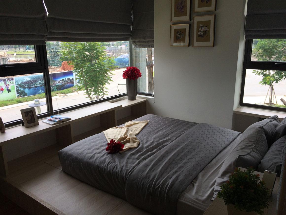 Nhà mẫu thực tế căn hộ dự án Flora Kikyo 1