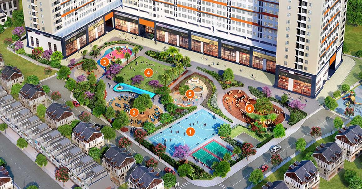 tiện ích căn hộ 9 View Apartment 2