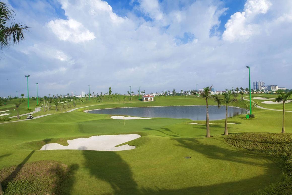 Tiện ích dự án căn hộ The Emerald Golf View 3