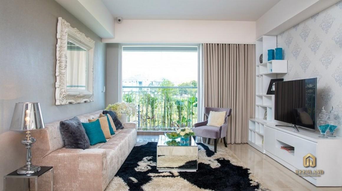 Mua bán cho thuê dự án căn hộ chung cư The Krista quận 2