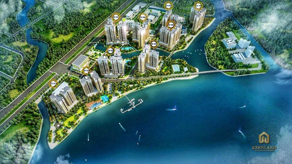 Water Bay mua ban cho thue du an can ho chung cu water bay 1