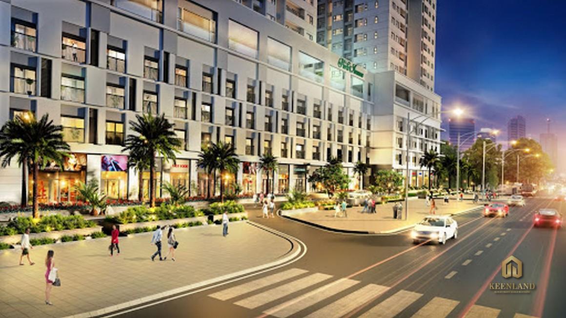 Mua bán cho thuê dự án căn hộ chung cư Water Bay quận 2