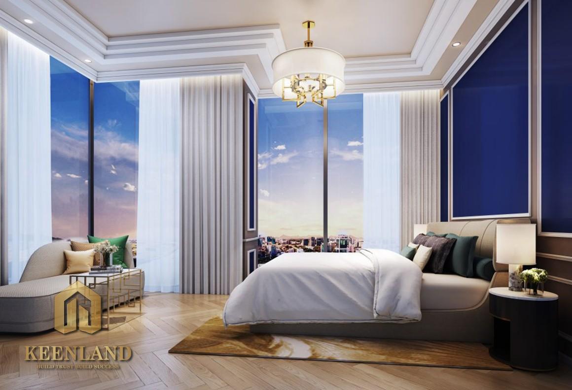 Mua bán cho thuê dự án The Crest Residence Thủ Thiêm
