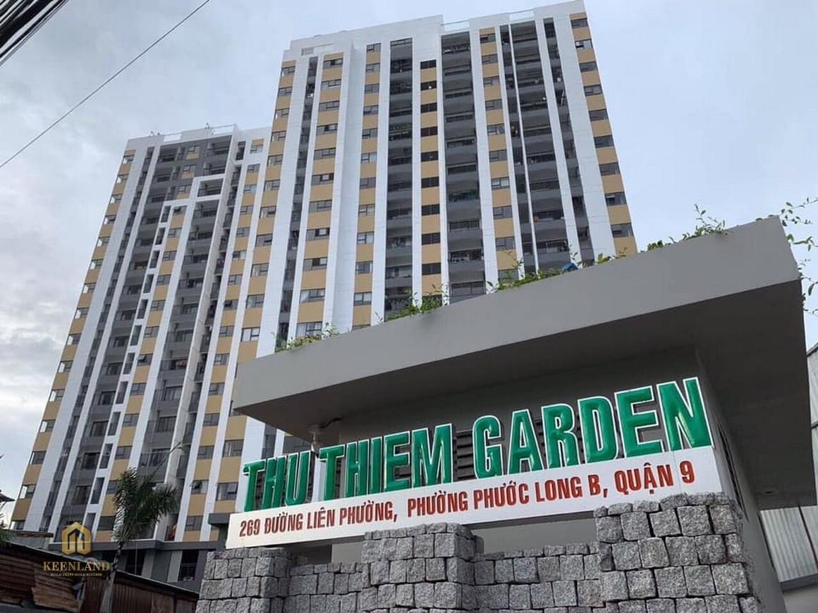 Mua bán cho thuê dự án Thủ Thiêm Garden