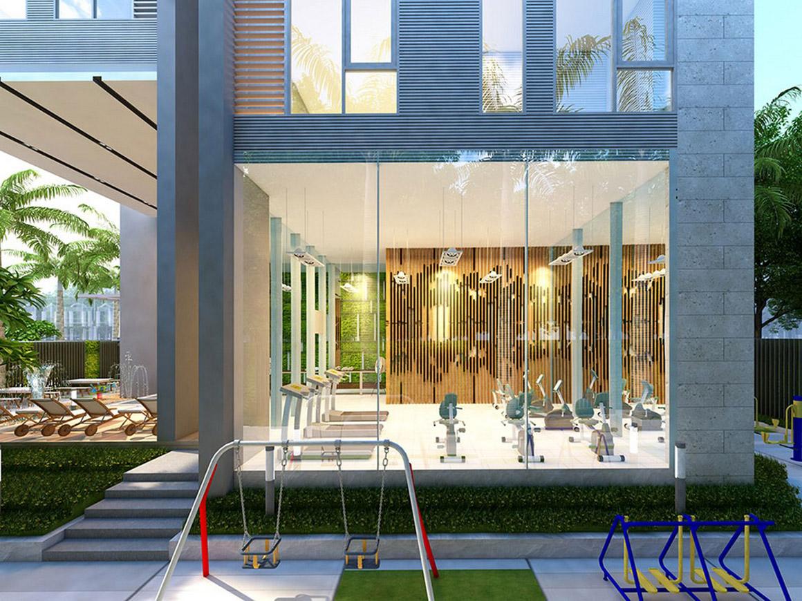Tiện ích dự án căn hộ ST Moritz Thủ Đức