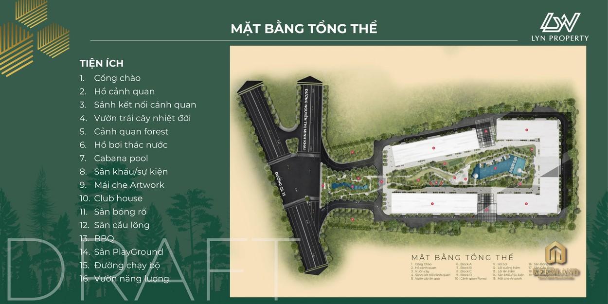 Mua bán cho thuê dự án Anderson Park Thuận An