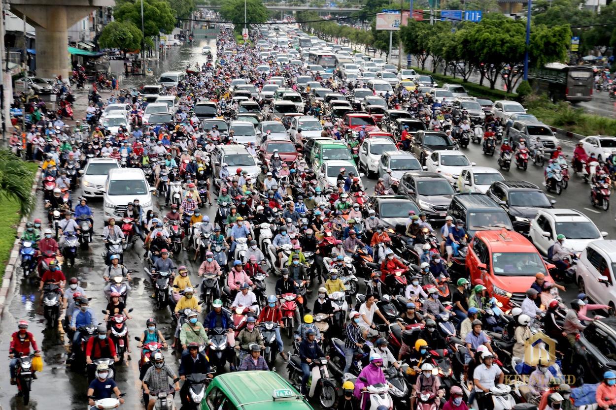 Nhu cầu sở hữu căn hộ của người dân tại thành phố Hồ Chí Minh vẫn còn cực kỳ lớn
