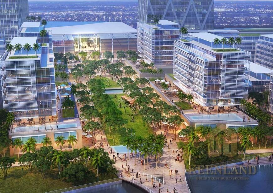 Tìm hiểu các tiện ích nổi bật của dự án căn hộ River City Quận Thủ Đức