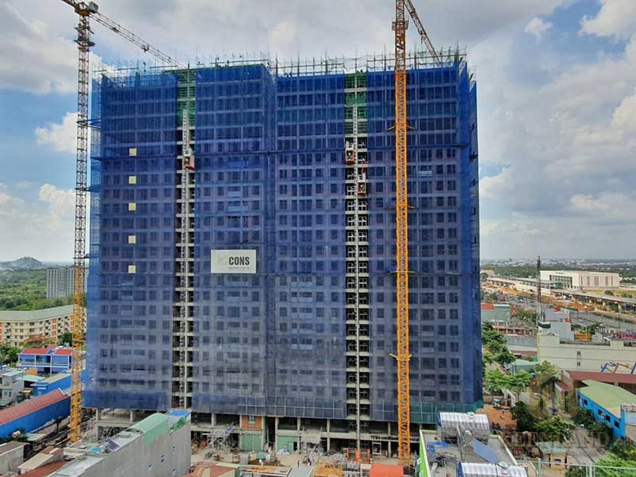 Mua bán dự án căn hộ chung cư Bcons Miền Đông chủ đầu từ Bcons