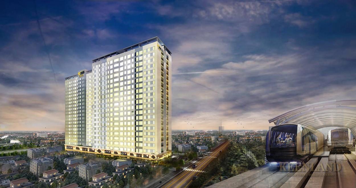 Mua bán cho thuê dự án căn hộ chung cư Bcons Suối Tiên chủ đầu tư Bcons