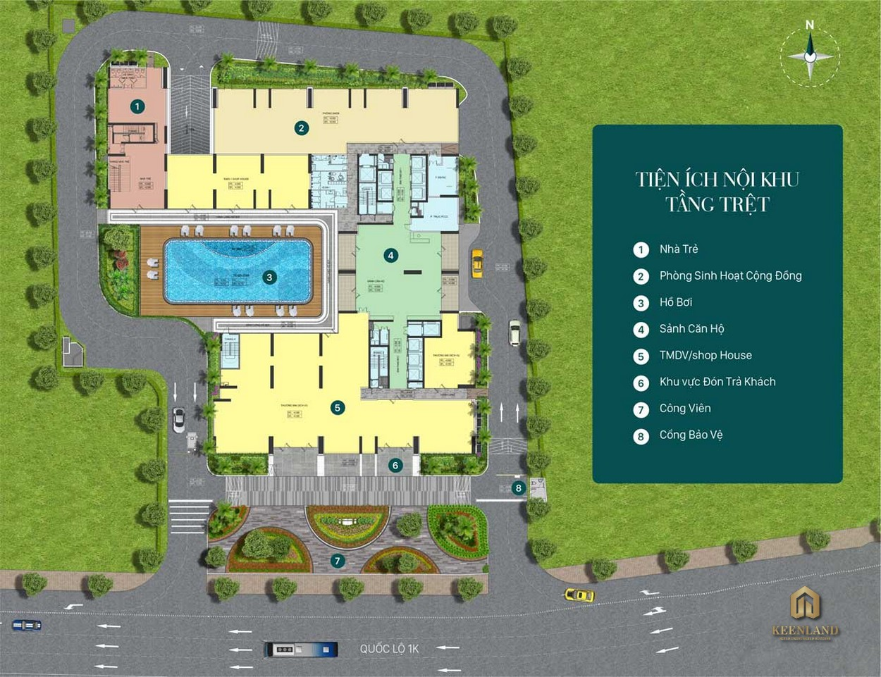 Mua bán cho thuê dự án căn hộ Phúc Đạt Tower Dĩ An Bình Dương