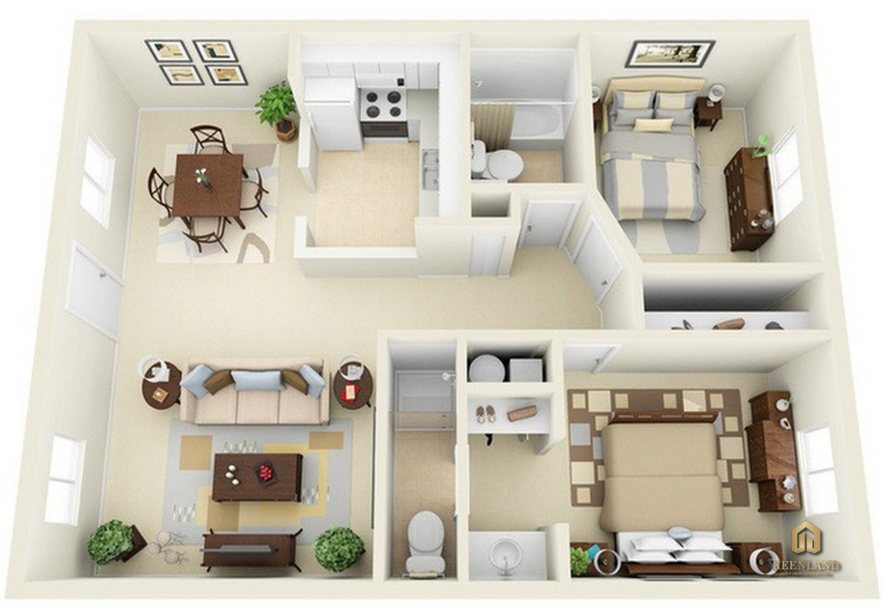 Mua bán cho thuê dự án khu dân cư Conic Residences Quận 12 - Hotline 0903 6789 05