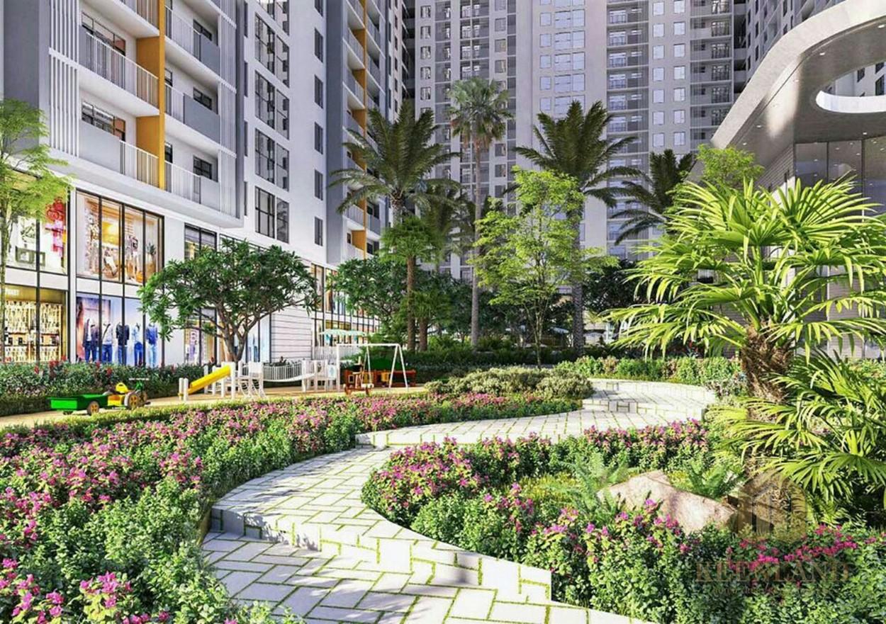 Mua bán cho thuê dự án căn hộ chung cư  Jamila Khang Điền  Quận 9 chủ đầu tư Khang Điền