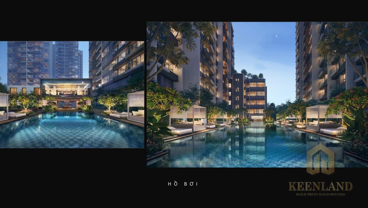Mua bán cho thuê dự án căn hộ chung cư The River Thủ Thiêm chủ đầu tư Refico