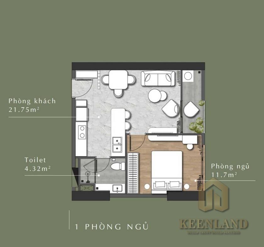 Thiết kế chi tiết dự án căn hộ Anderson Park Thuận An Bình Dương