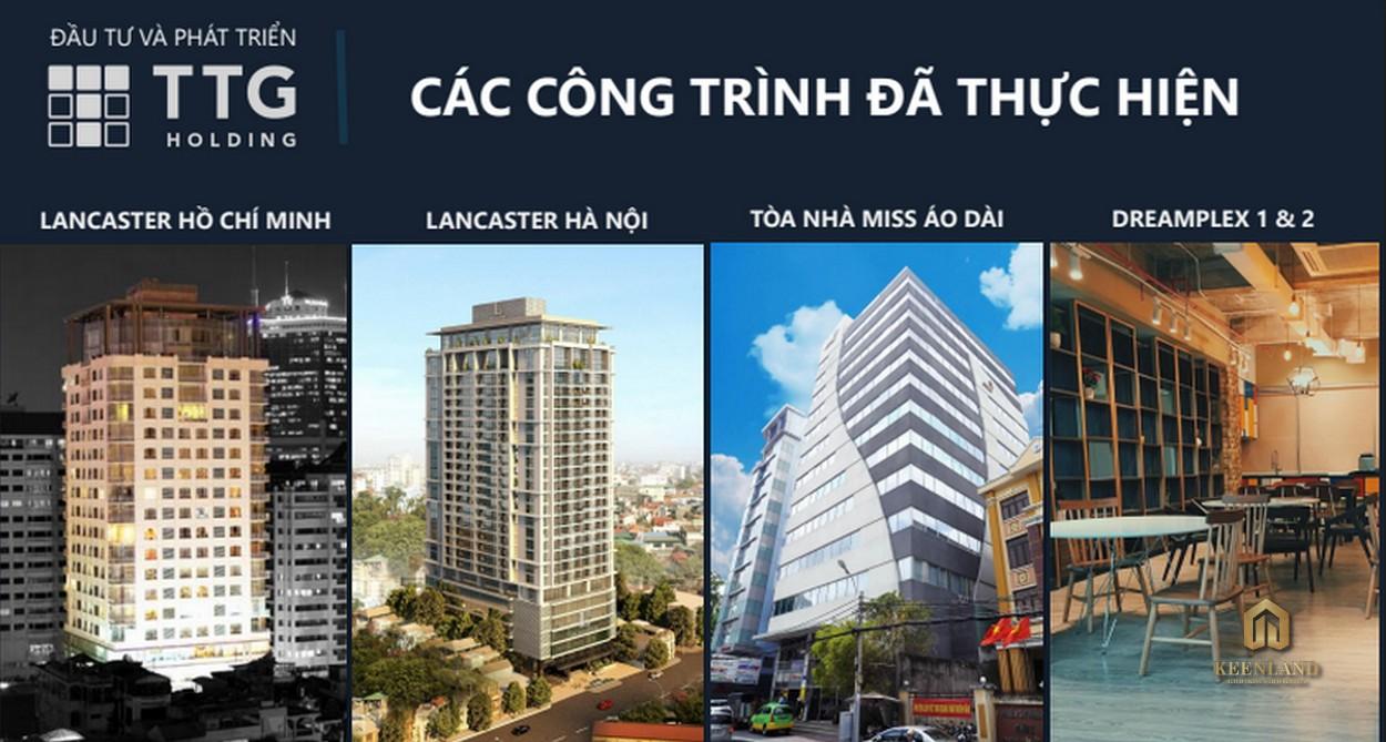 Mua bán cho thuê dự án Lancaster Legacy Nguyễn Trãi Quận 1