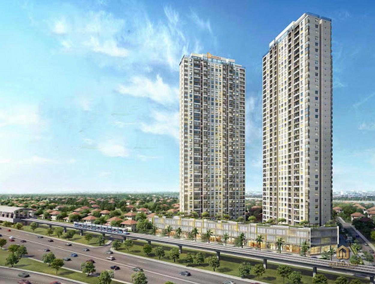Dự án Masteri An Phú Quận 2 - Masterise Homes