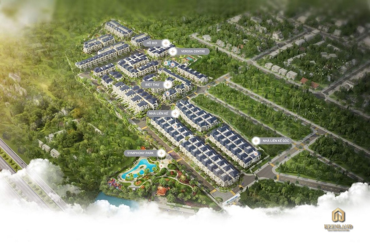 Mua bán cho thuê dự án Verosa Park Khang Điền